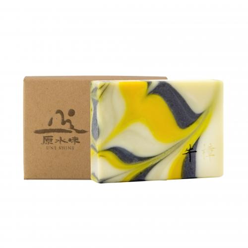 原水味台湾牛樟手工皂洁面精油皂冷制皂祛角质80g洗脸沐浴香皂